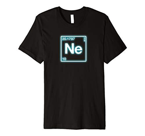 stem Element Diagramm Gag Wortspiel Nerd T-Shirt ()