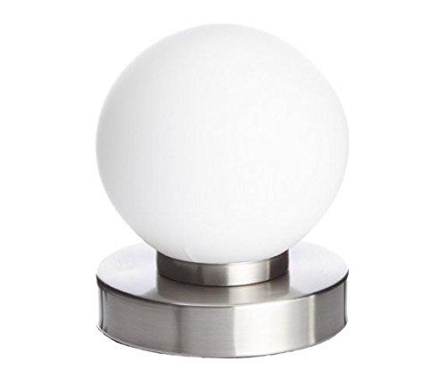 Tischlampe Tischleuchte Kugellampe 4 Watt Höhe 15 cm 5400100 (Konsole Tisch 12)