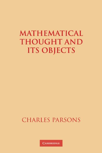 Mathematical Thought and Its Objects