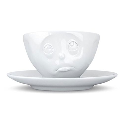 Fiftyeight T011701 Tasse à Expresso, Porcelaine