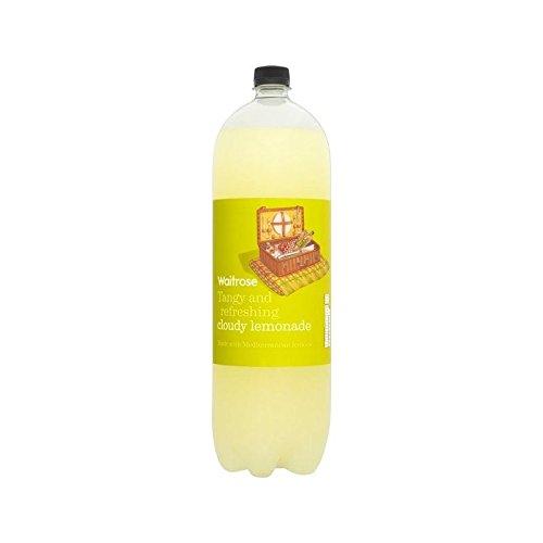 Limonade Nuageux Waitrose 2L (Paquet de 6)