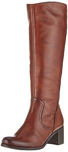 MARCO TOZZI Damen 2-2-25525-23 Hohe Stiefel, Braun (Cognac Antic 310), 40 EU