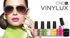CND VINYLUX - WEEKLY POLISH. 15ml Bottle. MANY Colours & Top Coat available separately (Please note Top Coat is required with colours to enhance durability)