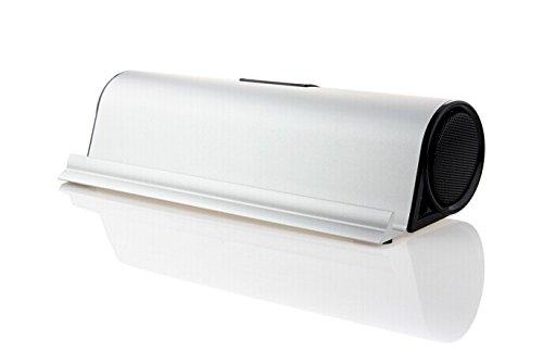 LAYEN Bluetooth Tablet Lautsprecher Ständer, leicht und tragbar mit dynamisch geformten Ablage/Ständer/Dock...