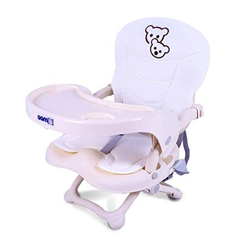 Hochstühle Baby Kinderstuhl Kinder Esszimmerstuhl Baby Essen Stuhl mit Kissen Multifunktions Klapp...