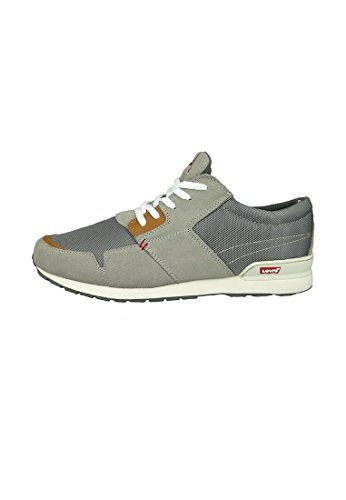 Levis formatori NY Runner grigio grigio - 220894-780-54 Grau