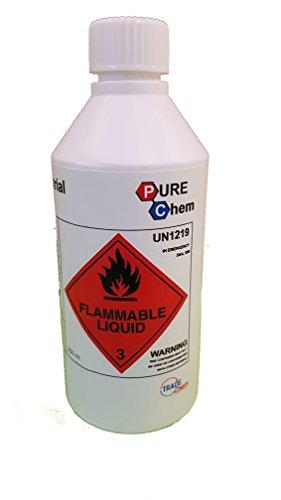 Isopropanol-Alkohol (IPA), reine industrielle Chemikalie, 99,9% 250 ml