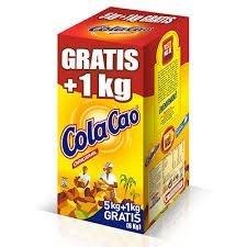Colacao original le chocolat numéro 1 en espagne 6 KG