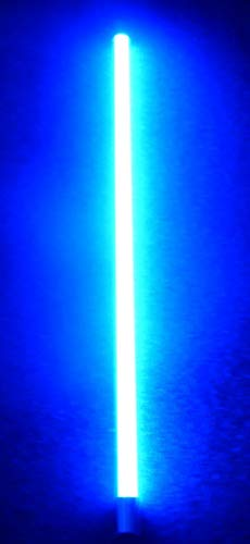 ORGON LED Leuchtstab 10 Watt 950 Lumen 63cm IP20 blau Kunststoff Klar -