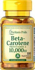 Beta-Carotene 10000 IU - 100 Gélules