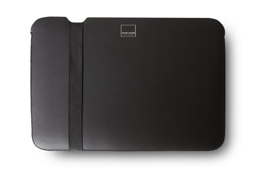 Acme Made Skinny Sleeve für Apple MacBook Air 27,9 cm (11 Zoll) schwarz (Apple Macbook Air 11 Sleeve)