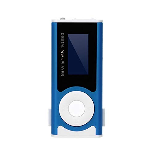 Música Digital MP3 Player Mini USB OLED Pantalla