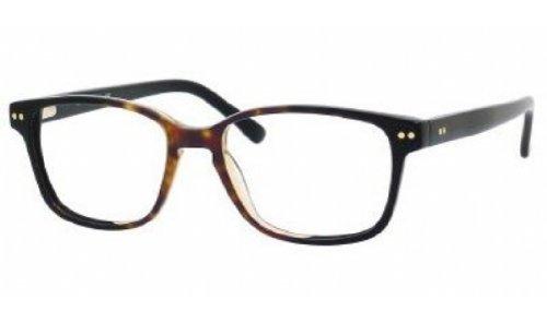 74898475412 CLAIBORNE Monture lunettes de vue 300 0EUT Écailles pâles 50MM