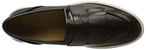 Gant Michelle, Sneaker Basse Donna Marrone (Burgundy)