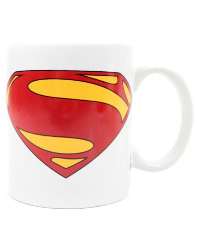 Superman Man Of Steel Logo Gobelet