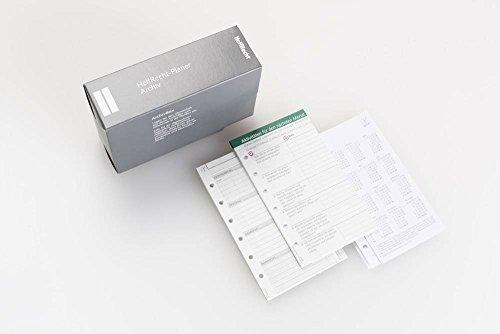 HelfRecht Jahresaktualisierung 3 / Wochenpläne 2020, datiert, mit Griffregister/Nachfüllsatz/Nachfüll-Inlay/Satz für 1 Jahr