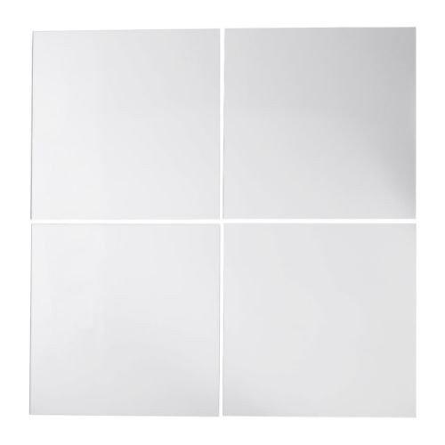 IKEA LOTS Espejos de pared 4 piezas 30x30