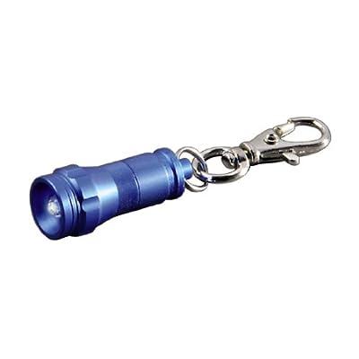 "Hama Mini-Taschenlampe ""KC-10"", blau von Hama - Lampenhans.de"