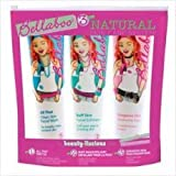 Bellaboo Starter Kit includes Gorgeous Skin Moisturise Dew/ Buff Skin Facial Wash and All That Clean Skin Facial Wash
