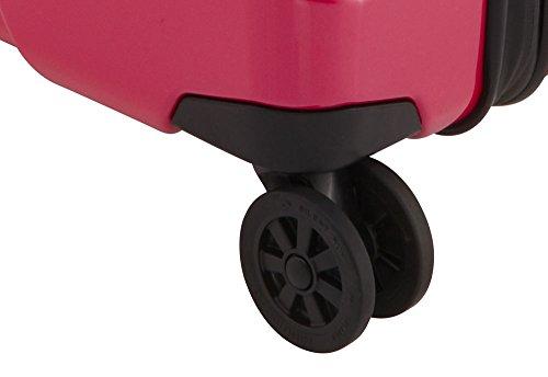 TITAN X2 Hartschalenkoffer Handgepäck, 825406-28 Koffer, 55 cm, 40 L, Fresh Pink - 5