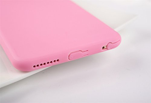 Pacyer® Custodia iPhone 6 Plus/6S Plus TPU Case a forma di cuore Protettivo Skin Shell Case Cover Per Apple iPhone 6 Plus/6S Plus (5,5) 1