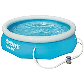 10ft X 30in Easy Set Pool With Filter Pump 56922 Amazon