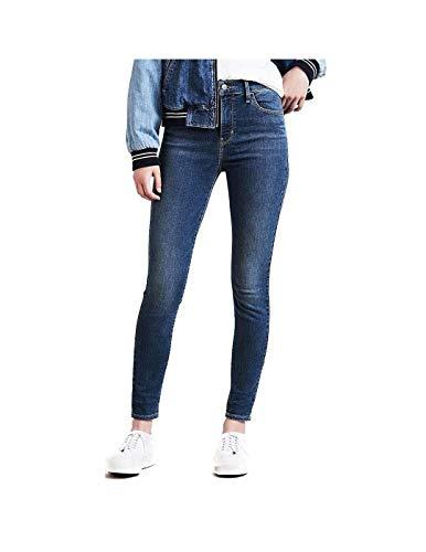 Levi's® Damen Jeans 720 High-Rise Super Skinny Blue (82) 26/30 (Levis High Rise Skinny Jeans)
