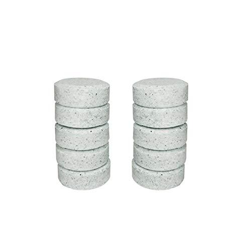 Queta 10PCS effervescente spray Cleaner Home detergente concentrato compresse Effervescenti bianco White