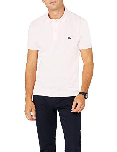 Lacoste PH4012, T-shirt Polo Uomo, Rosa (Flamant), X-Large (Taglia Produttore: 6)