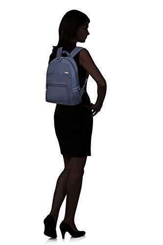 """SAMSONITE Move 2.0 14.5 Ltrs Dark Blue Laptop Backpack (SAM Move 2.0 LP BP 14.1"""" DK BU) Image 7"""
