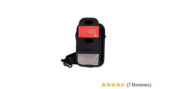 Black Victorinox Boarding Pouch One Size Victorinox Travel Gear 31372101