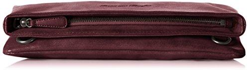 Fritzi Da Borse Da Donna Ronja Clas Prussia, 30x15x3 Cm Rosso (inkared-vi)