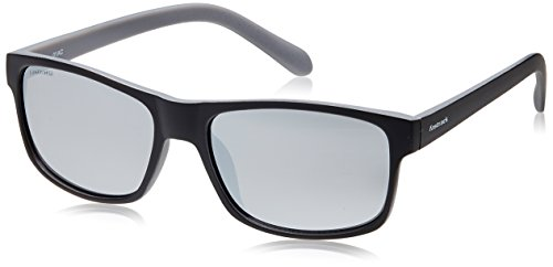 Fastrack Springers Rectangular Sunglasses (Black) (P288BK2)