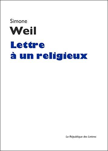 Lettre A Un Religieux Livre De Vie T 120
