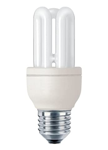 Philips 80228610 GENIE ES 8W 865 E27 Energiesparlampe Lichtfarbe