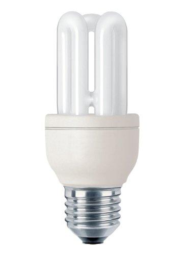 Philips GENIE ES 8YR8W, Attacca la Lampadina a Risparmio Energetico (8 W, 40 W, E27, A, 220-240, 60 mA)