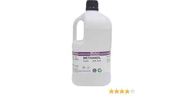 Blulux Methanol LR, 2 5 L: Amazon in: Industrial & Scientific