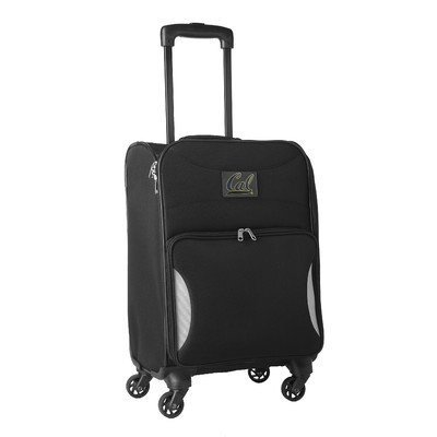 ncaa-california-golden-bears-lightweight-nimble-upright-carry-on-trolley-18-inch-black-by-ncaa