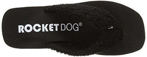 Rocket Dog - Big Top, Sandali Donna Multicolour (Black)
