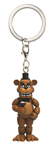 FUNKO Five Nights at Freddy's Freddy 7cm Portachiavi