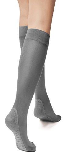antie-media-calcetin-para-mujer-40-den-m2101-grafito-one-size-