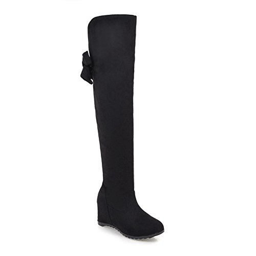Sandales Noir Abl10632 Femme Compensées BalaMasa PTwU5q48w