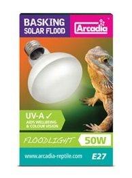 Arcadia Basking Solar Flood Lamps 75 W 4