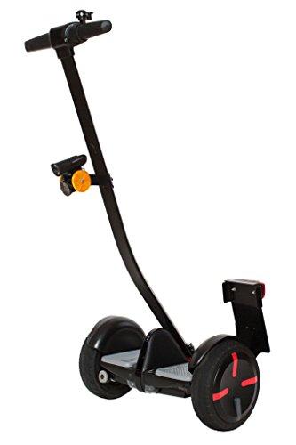 Kategorie <b>E-Scooter mit Griff / Sitz </b> - Ninebot Mini Street (320) Straßenzulassung Selbstbalancierendes Elektrofahrzeug, schwarz, One Size