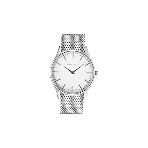 Gant Reloj Analógico para Hombre de Cuarzo con Correa en Acero Inoxidable 7630043903391