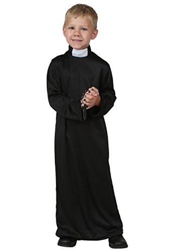 Kleinkind Priester Kostüm - 4T