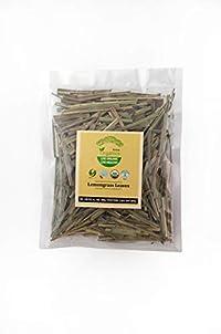 Arena Organica Natural Organic Lemongrass Leaves Patta Pack of 4 15gm Each