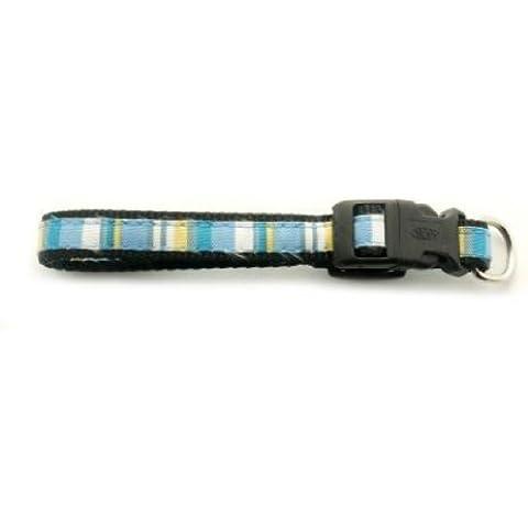 Armitage-Collare da & Good Boy Pawgeous Nylon Collar Candy Stripe