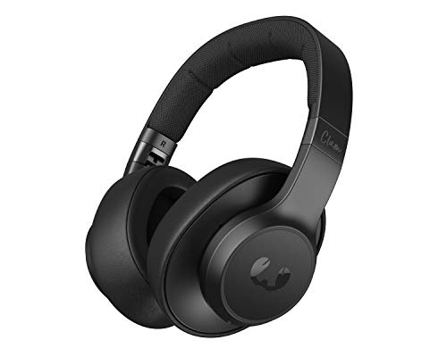 Foto Fresh 'n Rebel Clam - ANC Headphones over-ear Storm Grey, Cuffie Sovraurali Bluetooth senza fili con Active Noise Cancelling, Cavo di riserva, Grigio Scuro