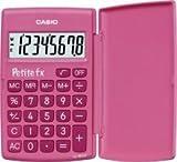 Casio© Taschenrechner Petite FX pink